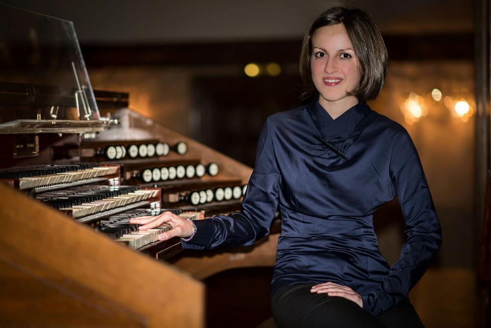 Концерт органной музыки в кирхе