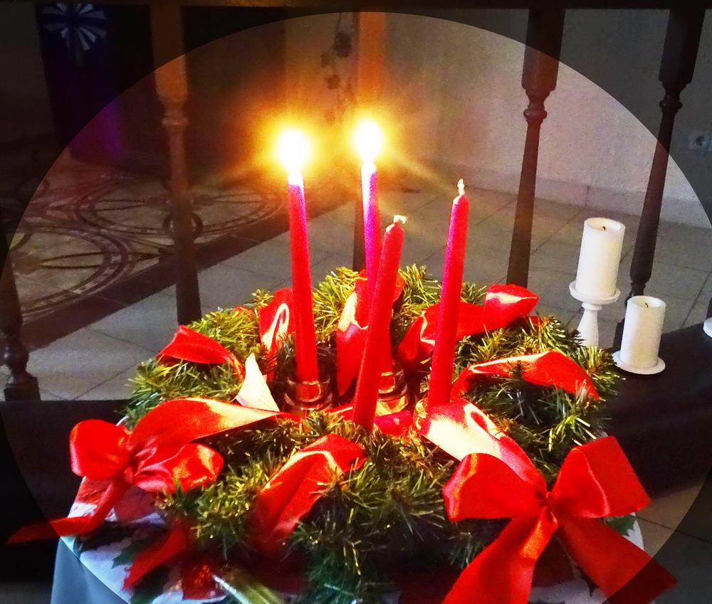 Второй Адвент в Лютеранской кирхе Казани