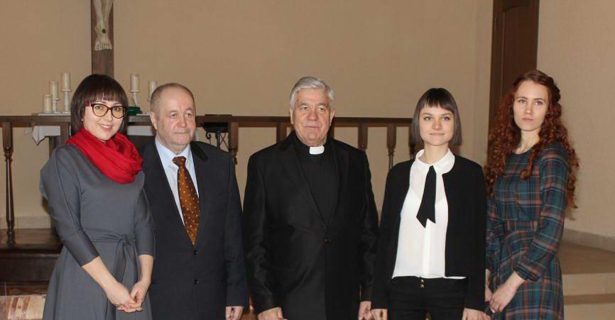 Немецкий дом посетил представитель Посольства Германии в России Томас Граф
