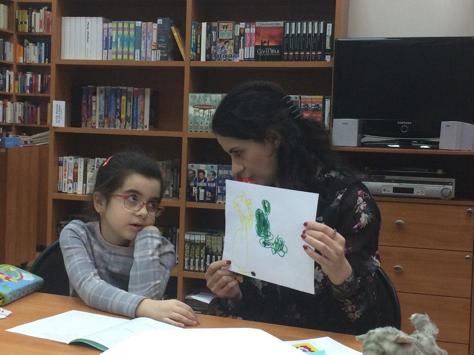 Семейные встречи в Немецком читальном зале имени Гёте