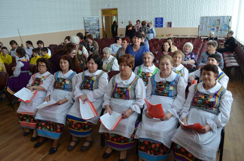 Сеньоры татарстанских немцев — в Уфе
