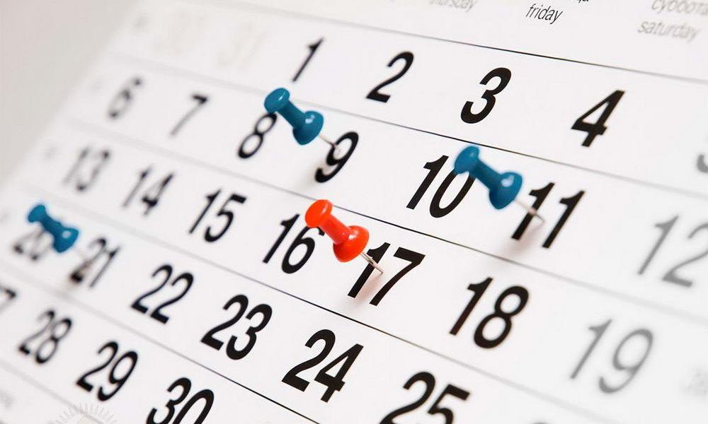 Расписание языковых занятий