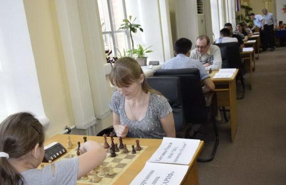 Народы Татарстана провели шахматный турнир
