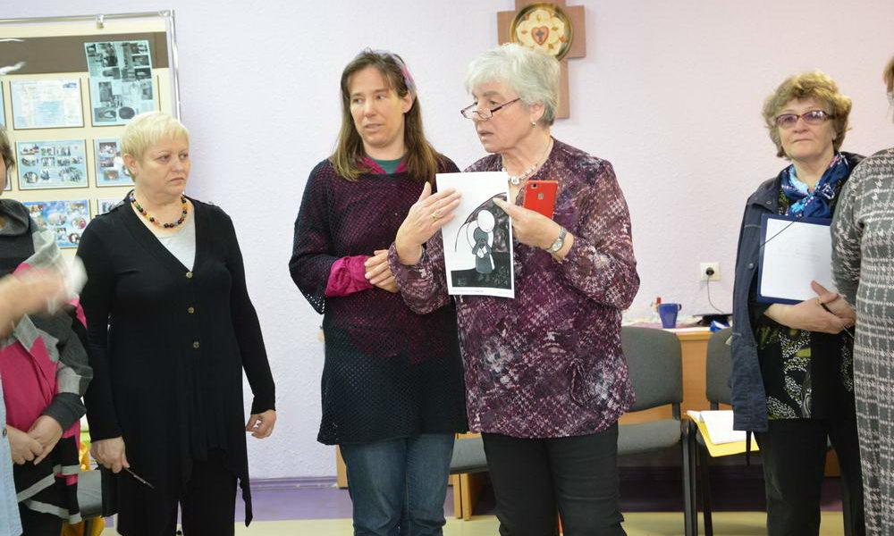 Лютеранский женский семинар в Казани