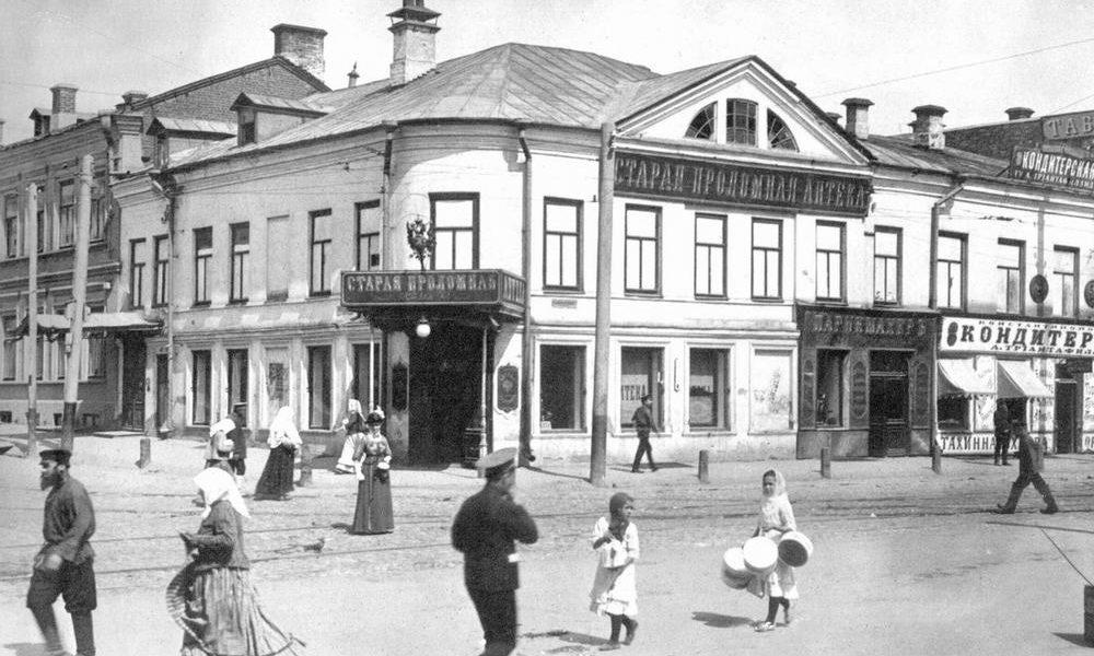 Экскурсия по немецкой Казани