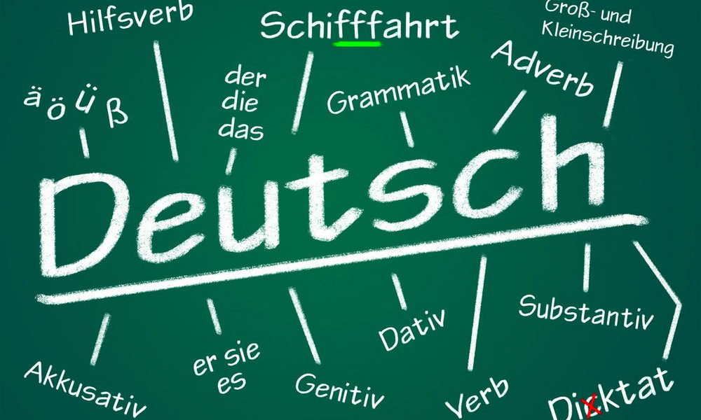 Набор в группу немецкого языка для начинающих