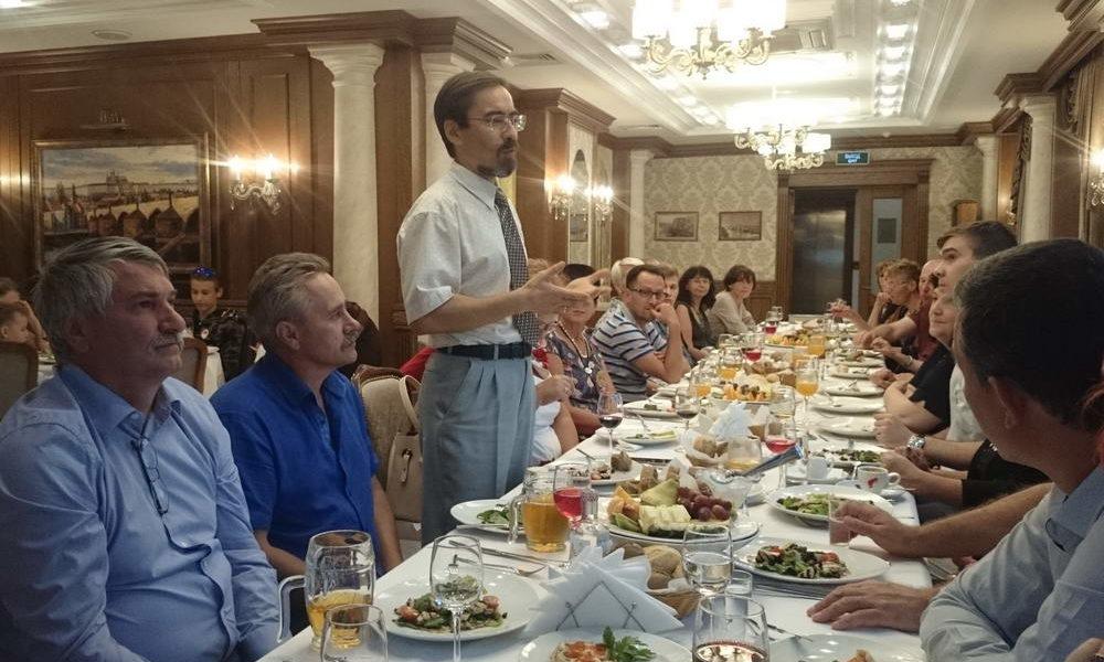 20-летие Казанского клуба «Ротари»