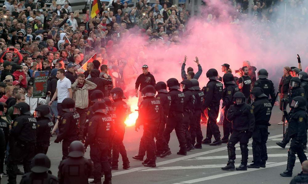 События в Хемнице