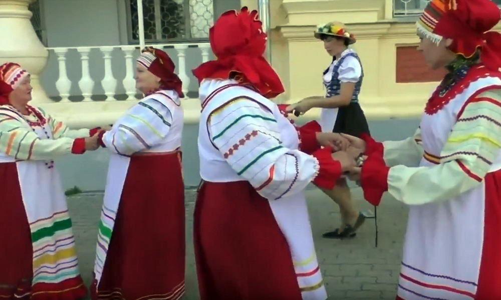 Фестиваль в Камышине