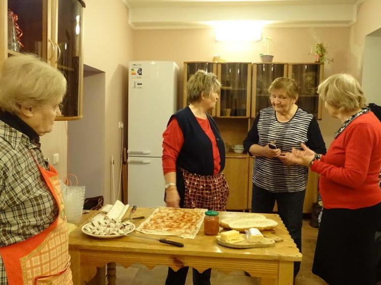Deutsche Küche im Deutschen Haus