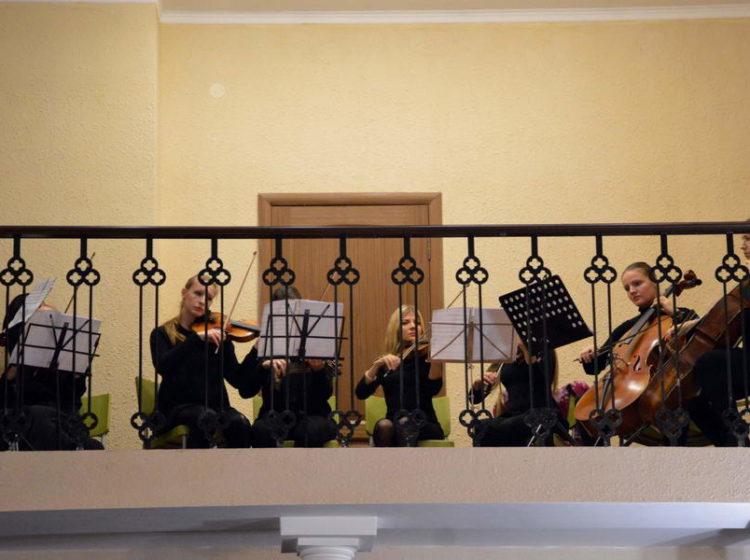 15 лет камерному оркестру «Ренессанс»