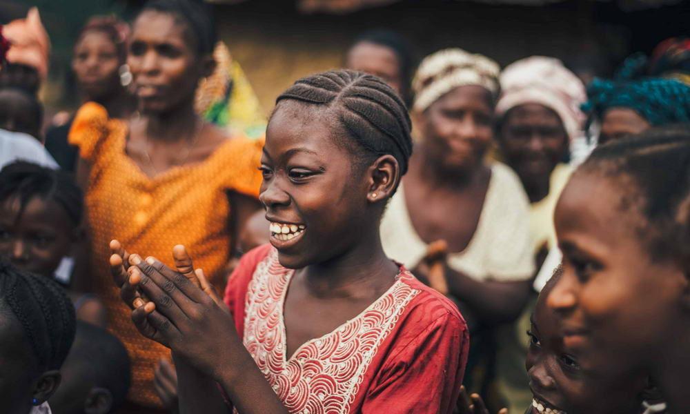 Как празднуют Новый год в Африке?