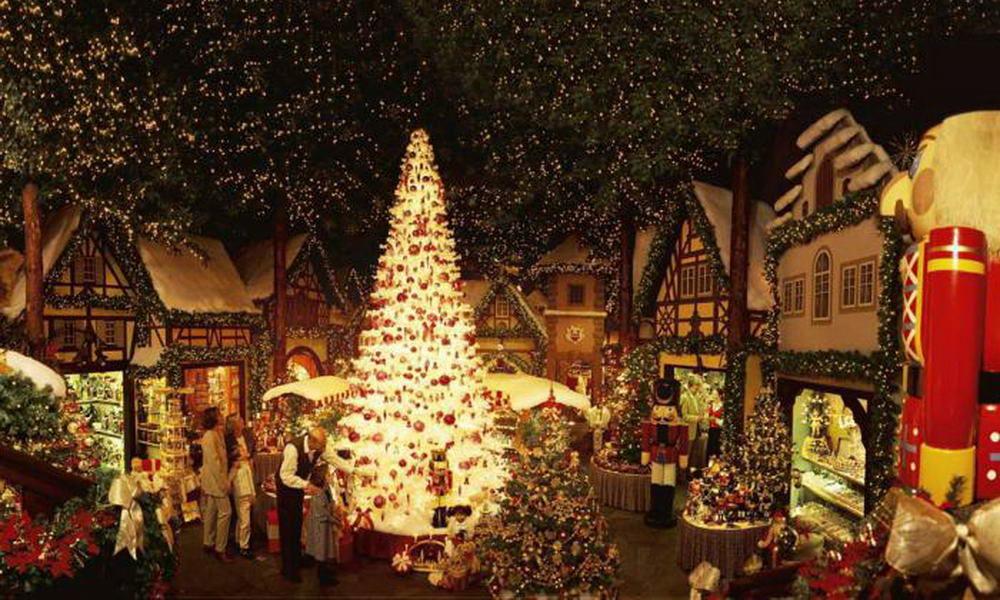 Рождественские традиции протестантов