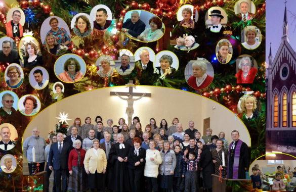 Alles Gute zum Geburtstag, Pastor Christian!