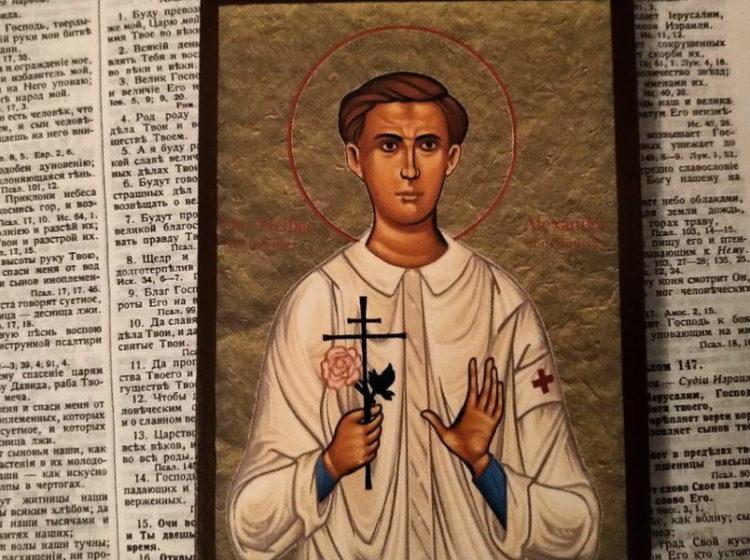 Святой Александр Мюнхенский из Оренбурга
