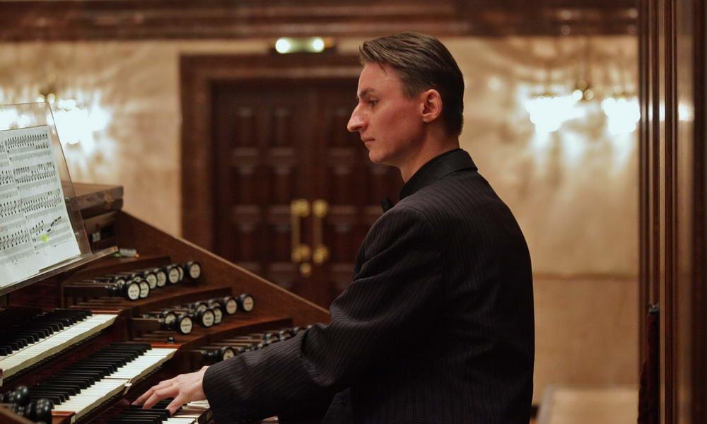 Концерт органной музыки 24.02.2019