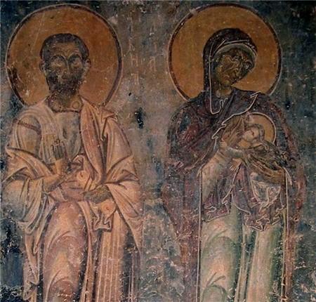 Богоотцы Иоаким и Анна