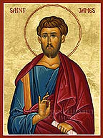 Апостол Иаков (Меньший) Алфеев