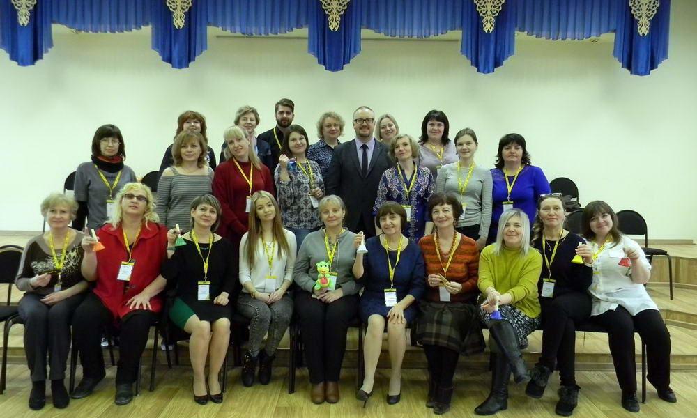 Хоровой семинар в Кемерове