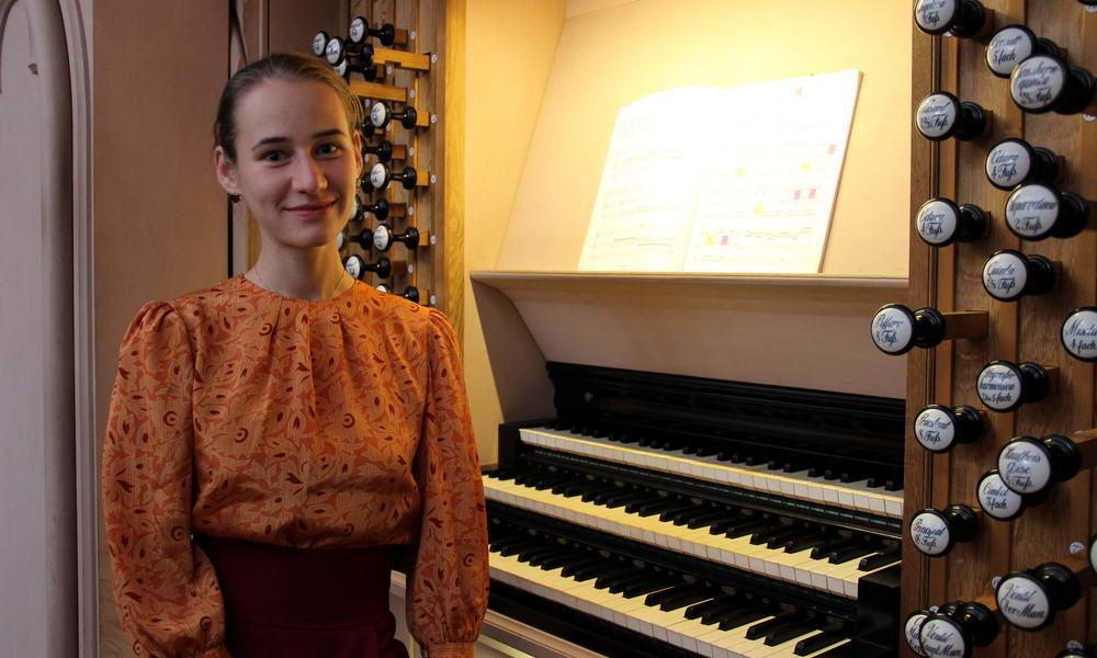 Концерт органной музыки 8.09.2019