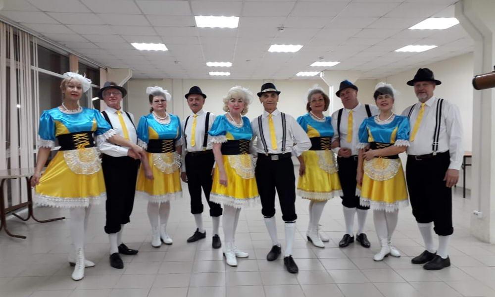 Фестиваль «Казань многонациональная – Танец»