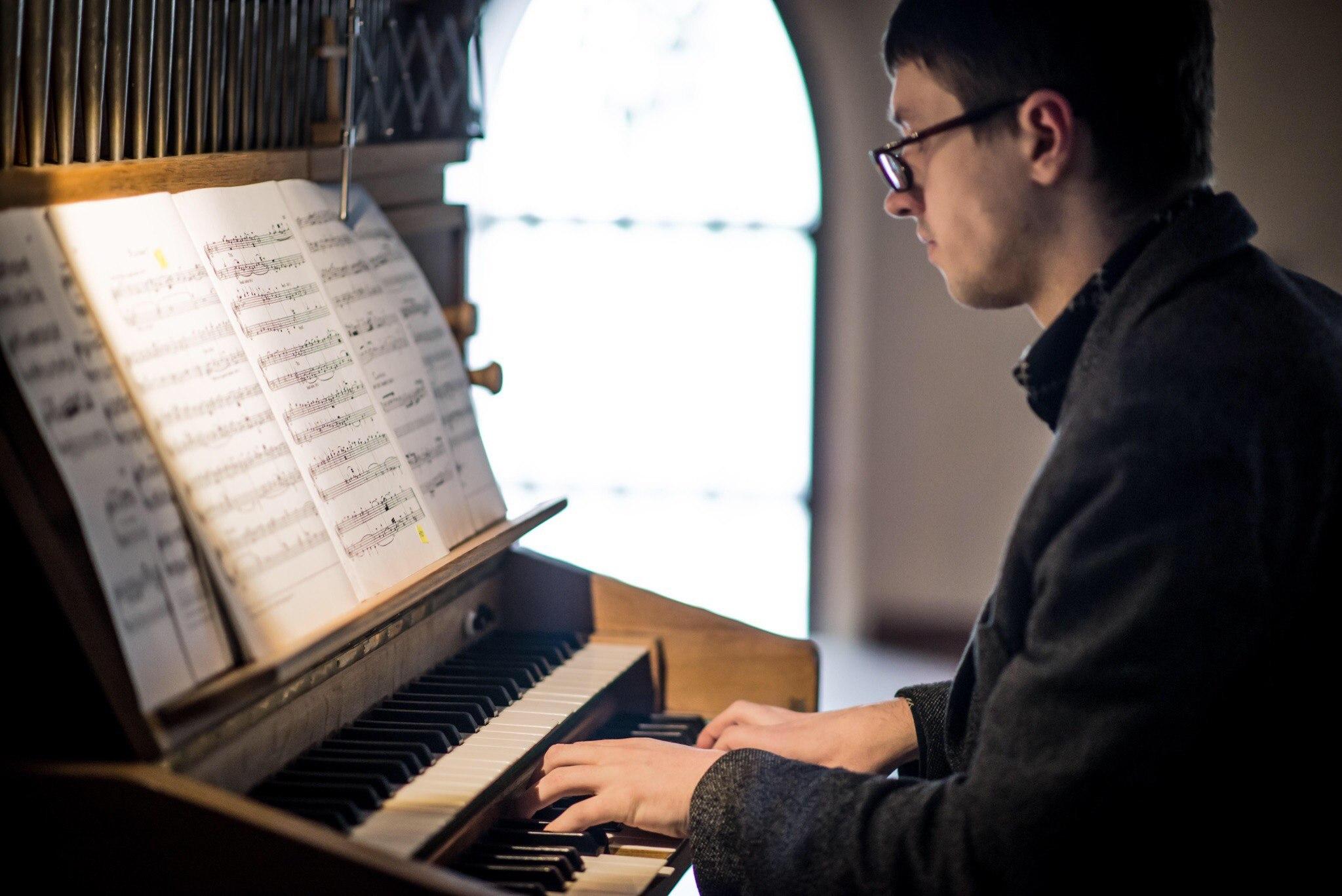 Органный концерт в ЕЛЦ св. Екатерины