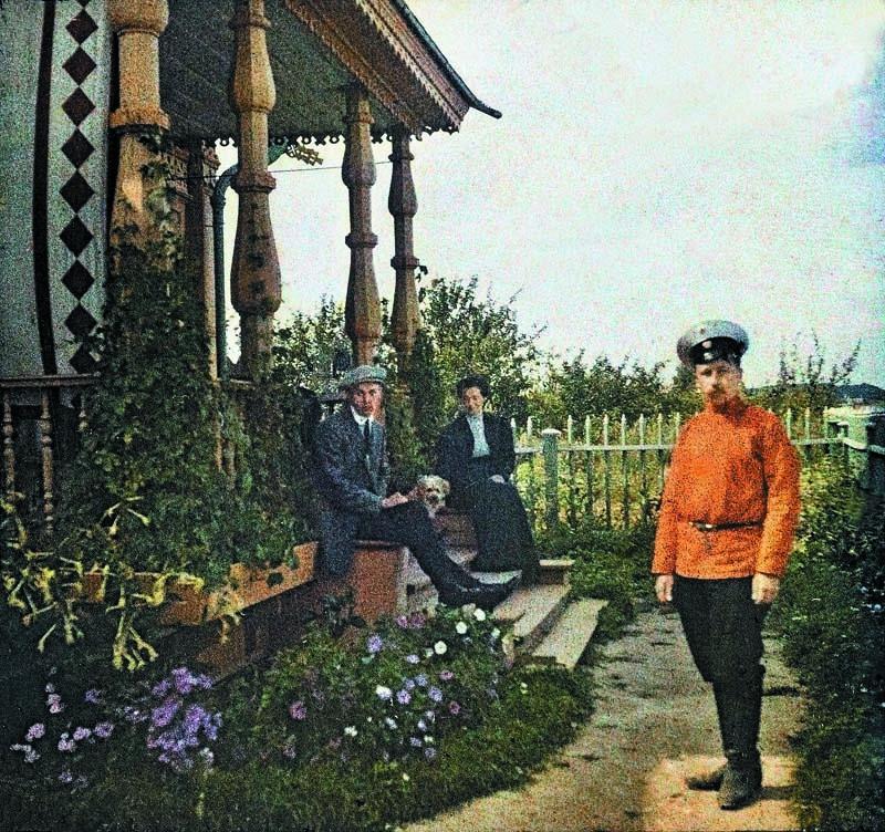 Дореволюционная Казань на цветных фотографиях Арнольда Ивановича Бренинга