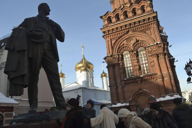 Праздник Сошествия Святого Духа в Казани