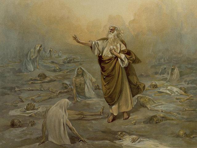 Четыре Великих пророка христианской Библии