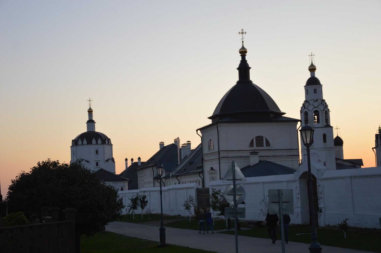 Поездка на остров Свияжский