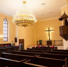 Лютеранское богослужение 6.06.2021