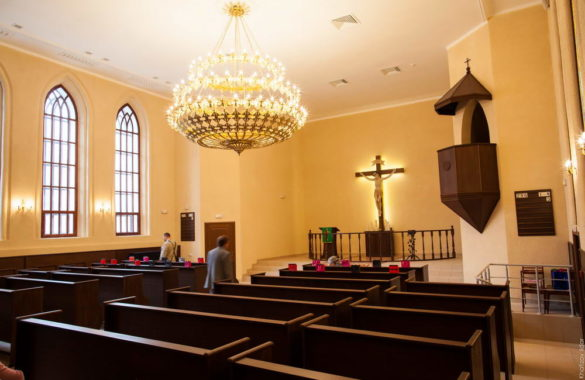 Лютеранское богослужение 18.04.2021