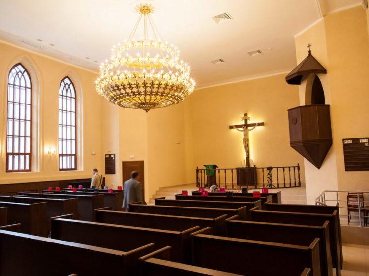 Лютеранское богослужение 14.02.2021