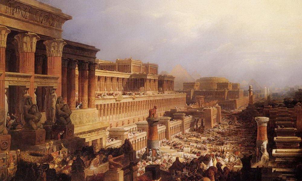 Библейские евреи в Египте