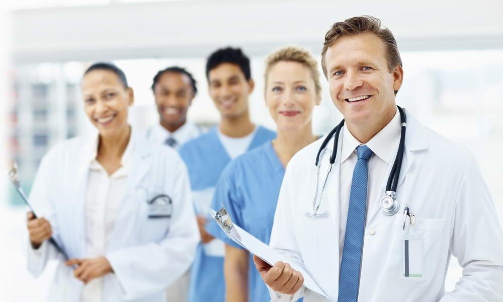 Визит врачей из Германии
