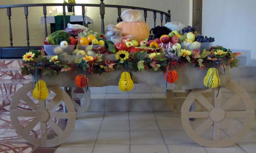 В Кирхе праздник урожая обрел органное звучание
