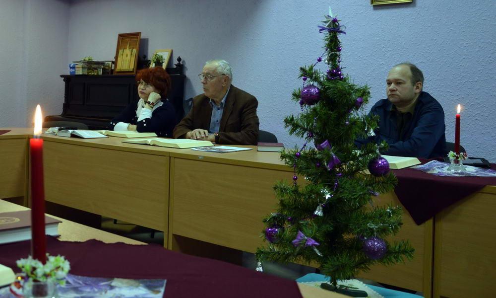 Рождественский Сочельник в Немецком Доме