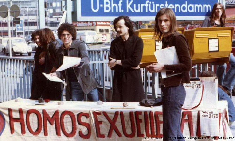 Как ЦК КПСС приглашал берлинских гей-активистов