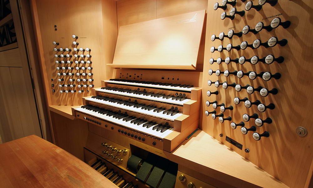 Концерт органной музыки 3.02.2019