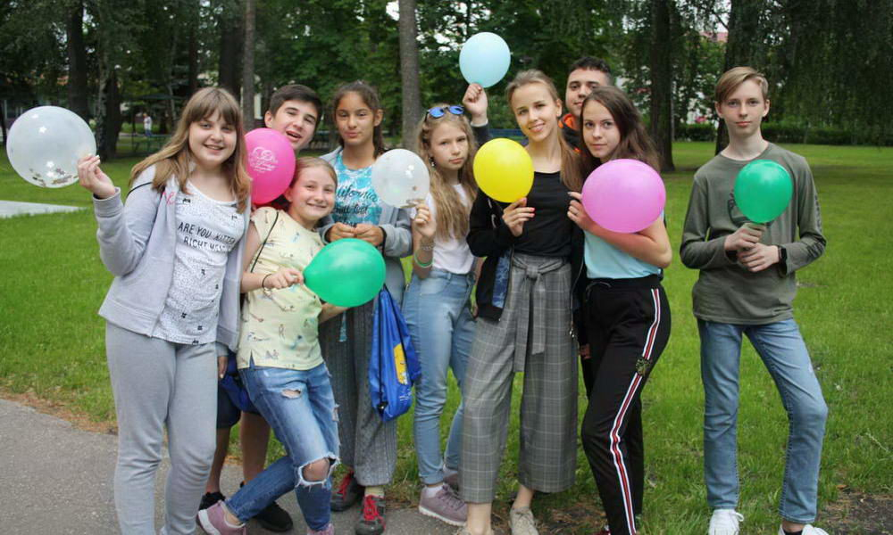 Впечатления о лагере в Пензе
