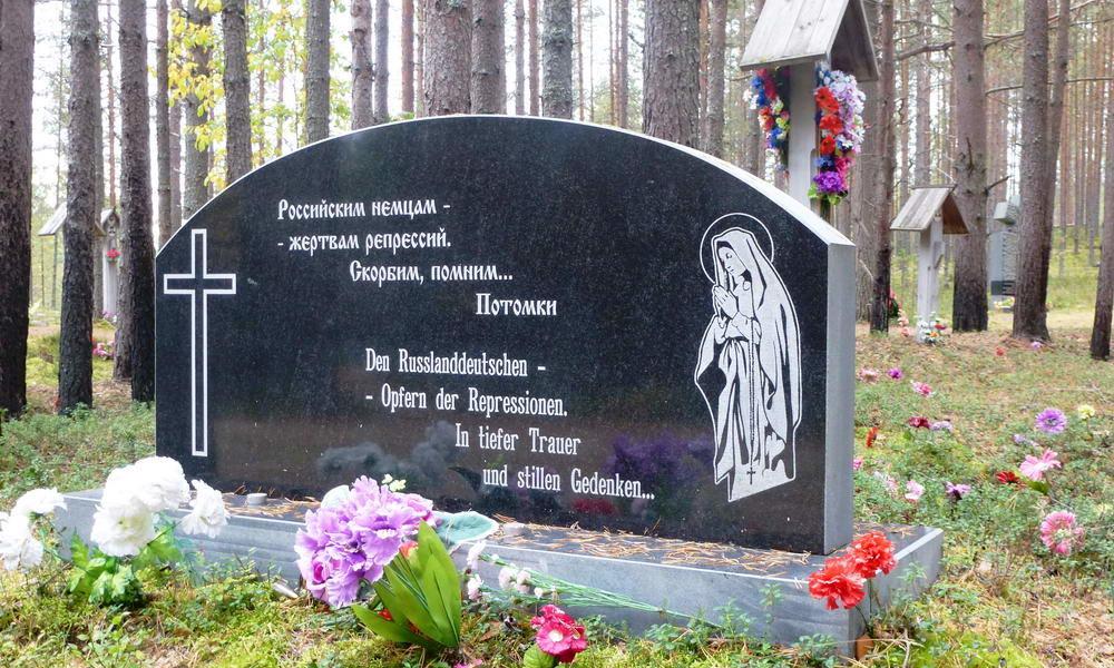 Gedenk- und Trauertag der Russlanddeutschen