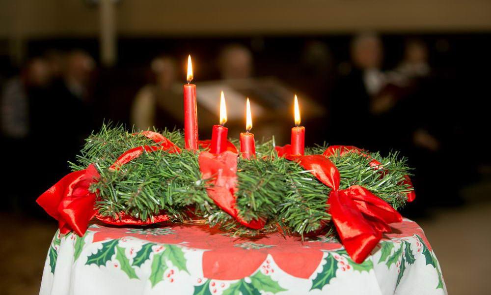 Как встречает Рождество Немецкий Дом
