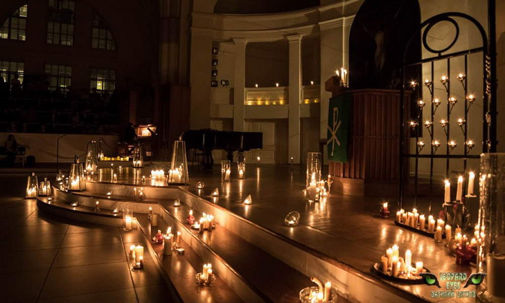 Концерт при свечах 14.02.2020