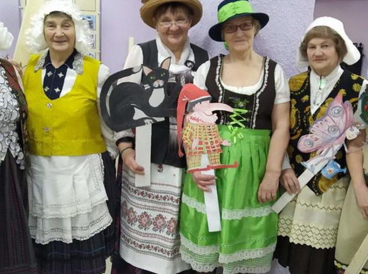 Как русская сказка помогает учить немецкий язык
