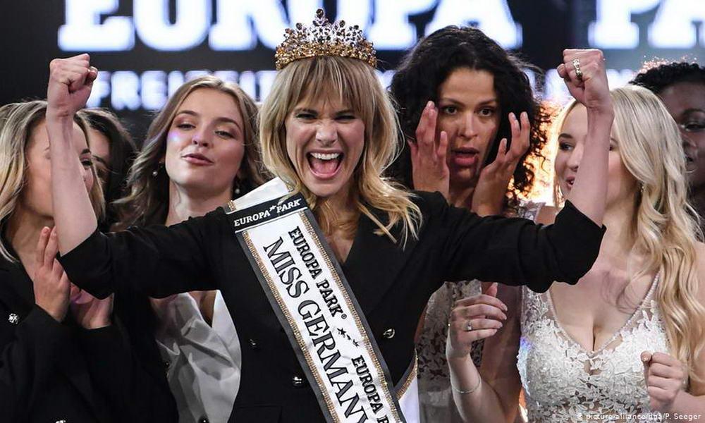 Женщины выбрали «мисс Германию»