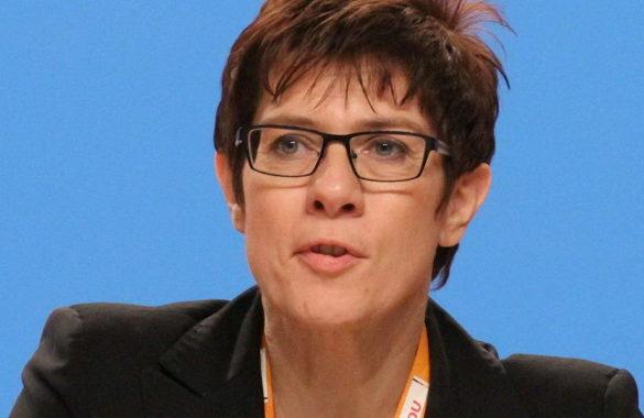 Несостоявшаяся преемница Меркель
