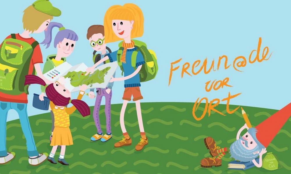 «Freun@de vor Ort – Встреча с немецким»