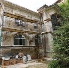Реставрация особняка Мюфке