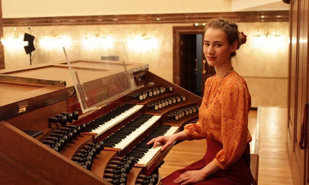 Органный концерт 13.09.2020