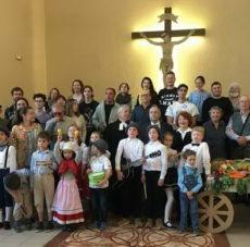 Erntedankfest в Казани